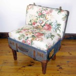 Recreate_Suitcase Chair_Floral Hermanus_Sml 1