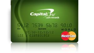 Money Monday: Credit Card Cash Back