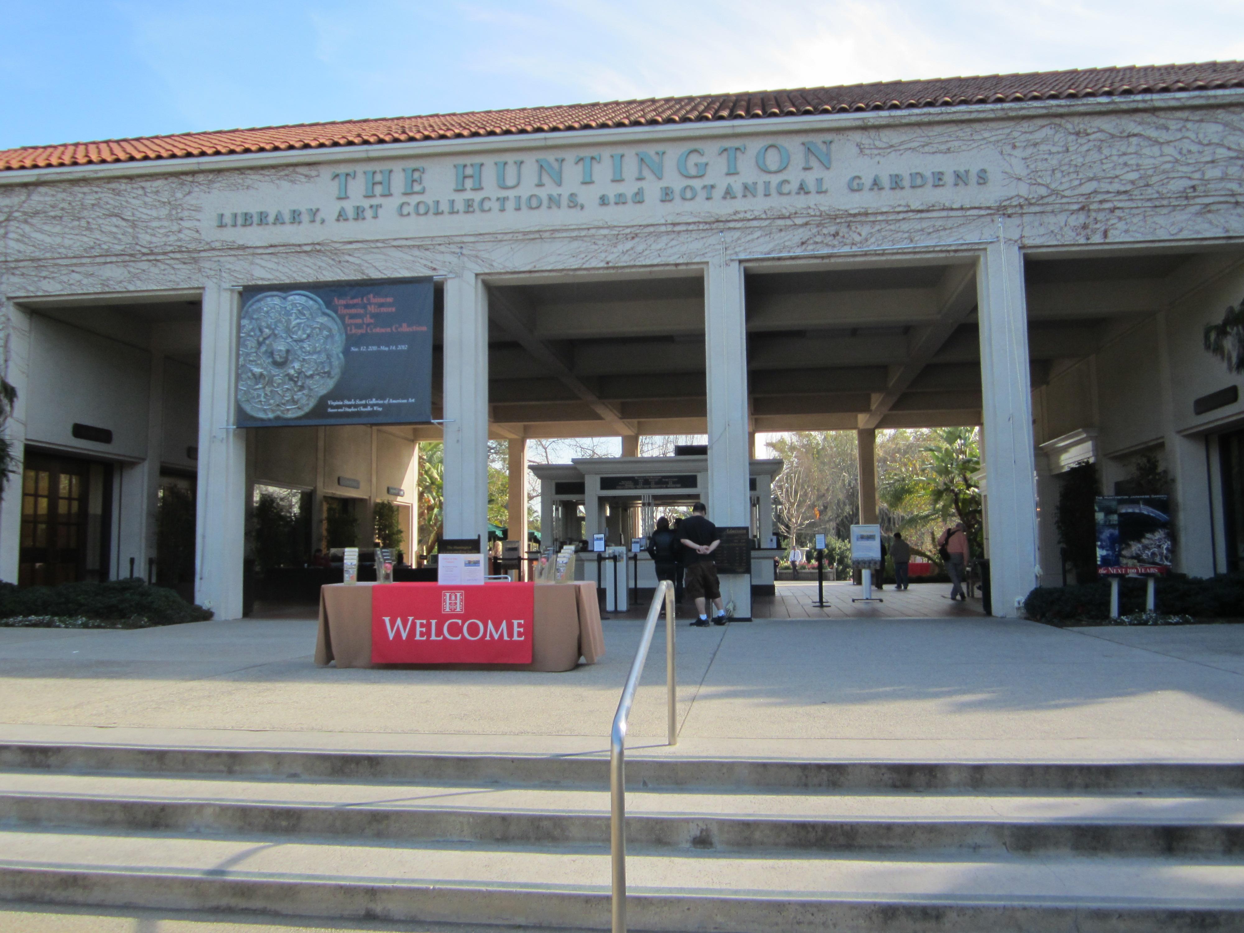 LA: Huntington Gardens