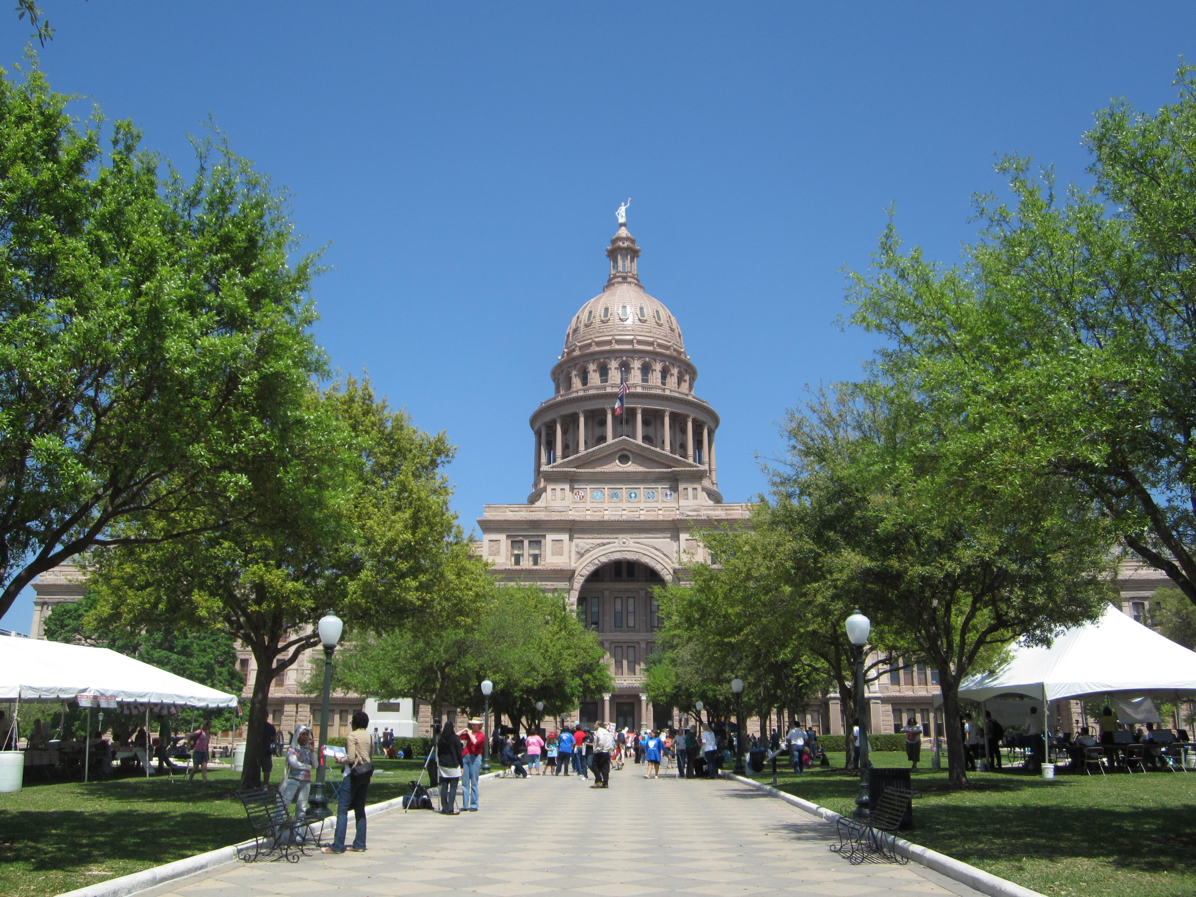 Trip to Texas
