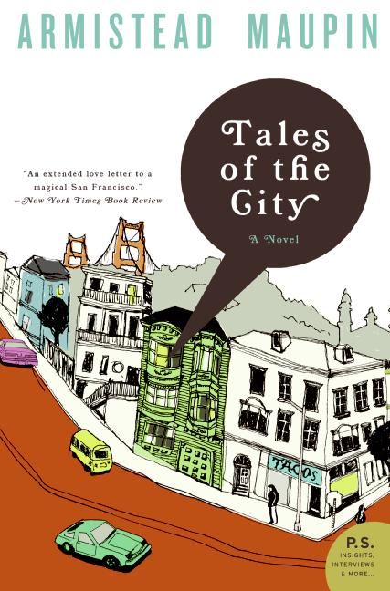 Book Review: Tales of the City