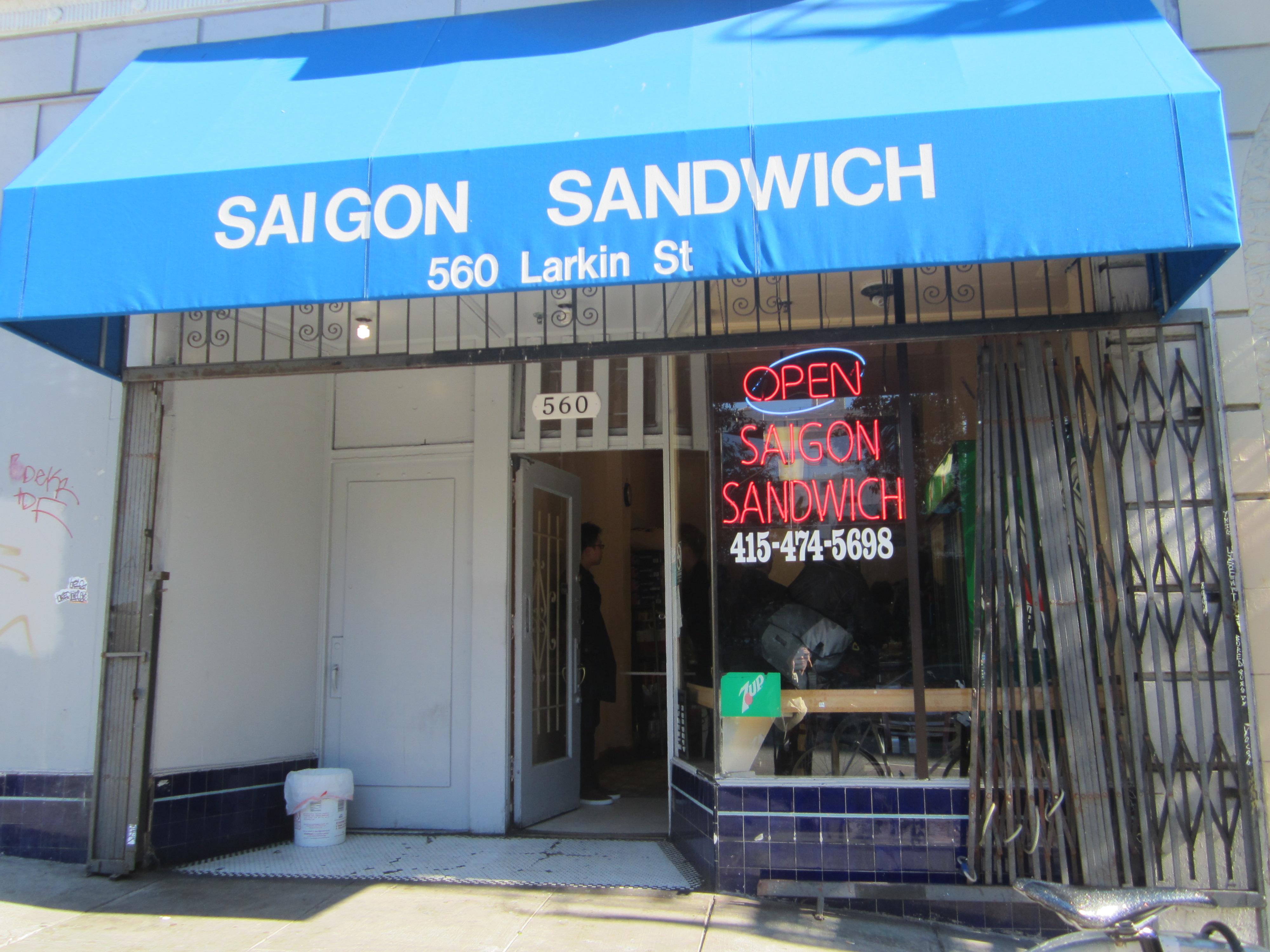 Food Review: Saigon Sandwich