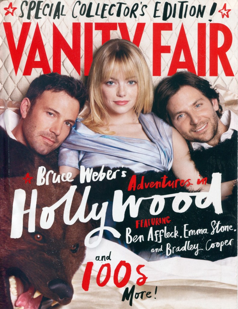 Vanity Fair Cover