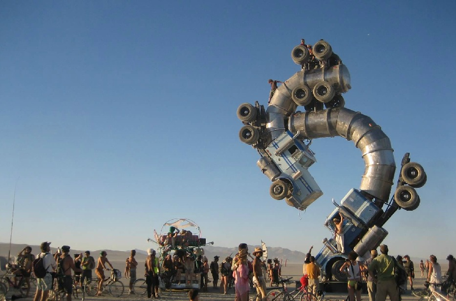 How to Prepare for Burning Man: