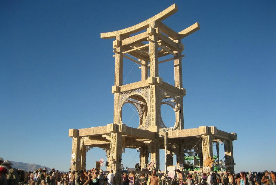 Tips for Burning Man
