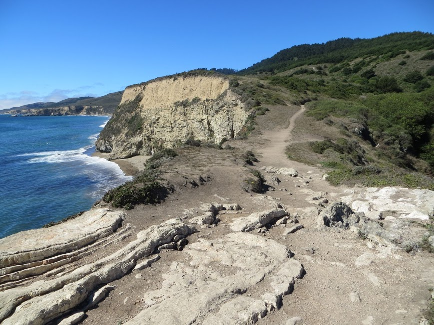 The view in Point Reyes