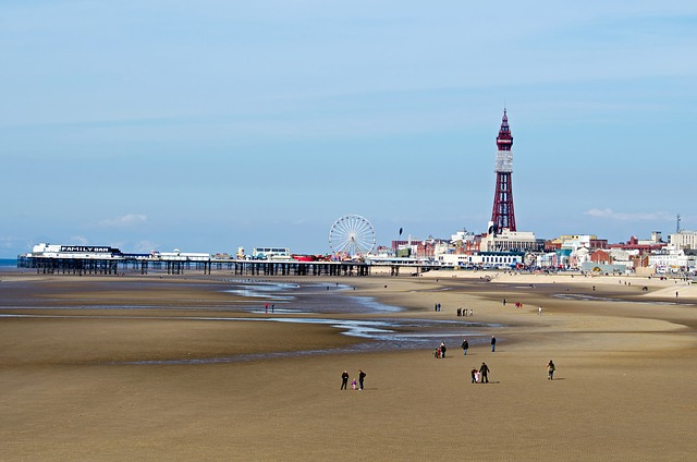 Collaborative Post: Showtime in Blackpool, England