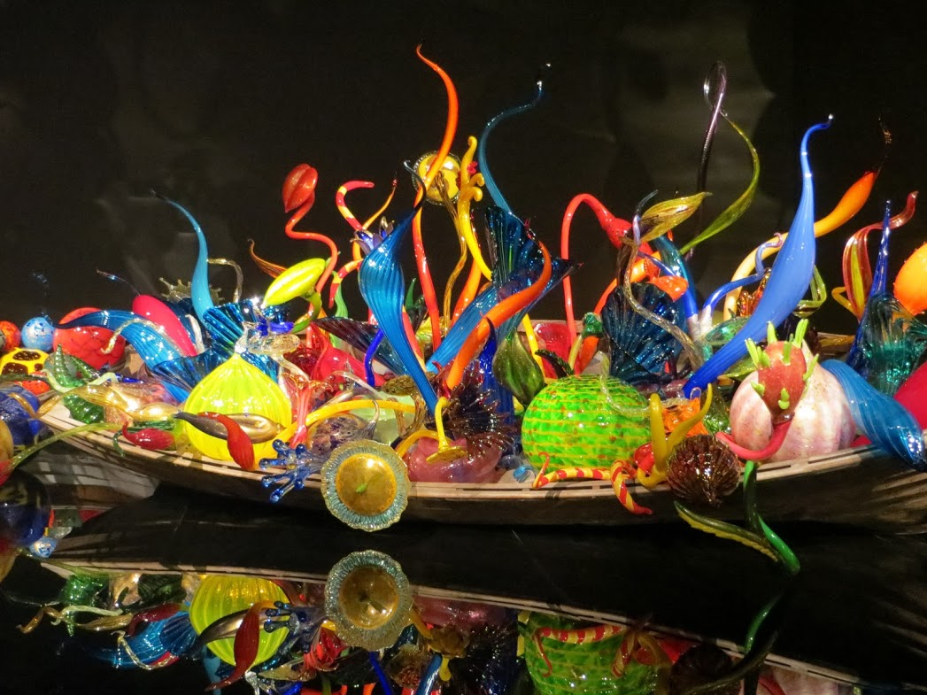 Chihuly Museum Seattle