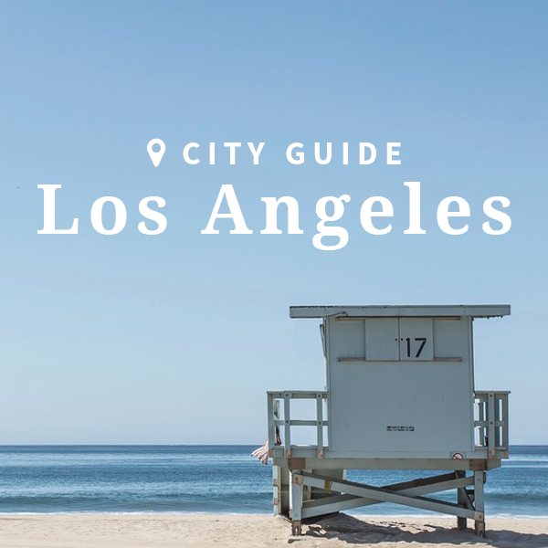 Los Angeles City Guide