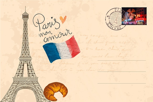 To Paris, With Love