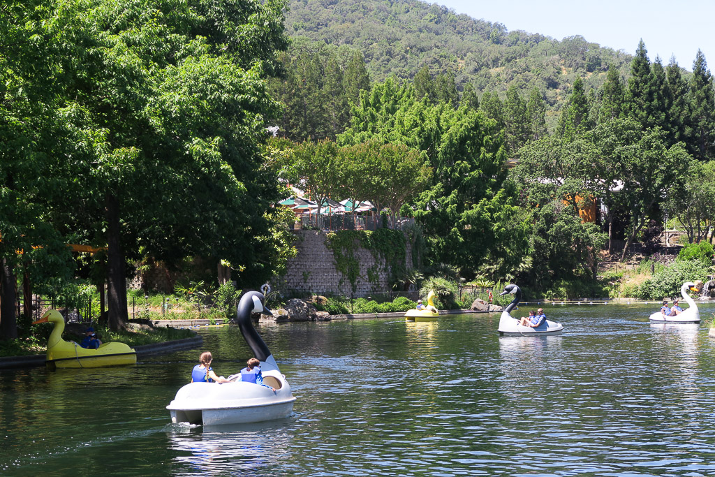 how to maximize your time at gilroy gardens