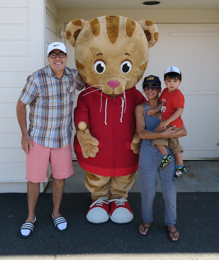 Daniel Tiger's Neighborhood at the Bay Area Discovery Museum
