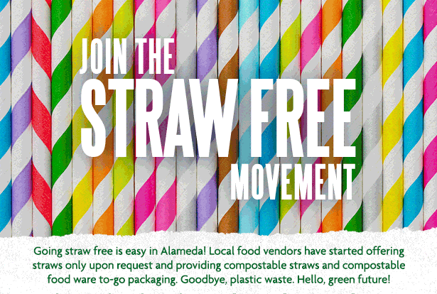 straw free movement