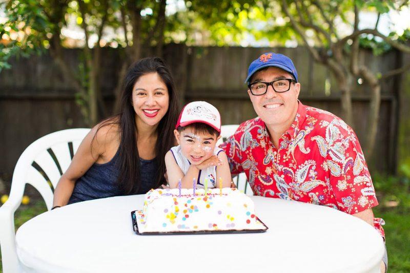 Franco's 4th Birthday Party