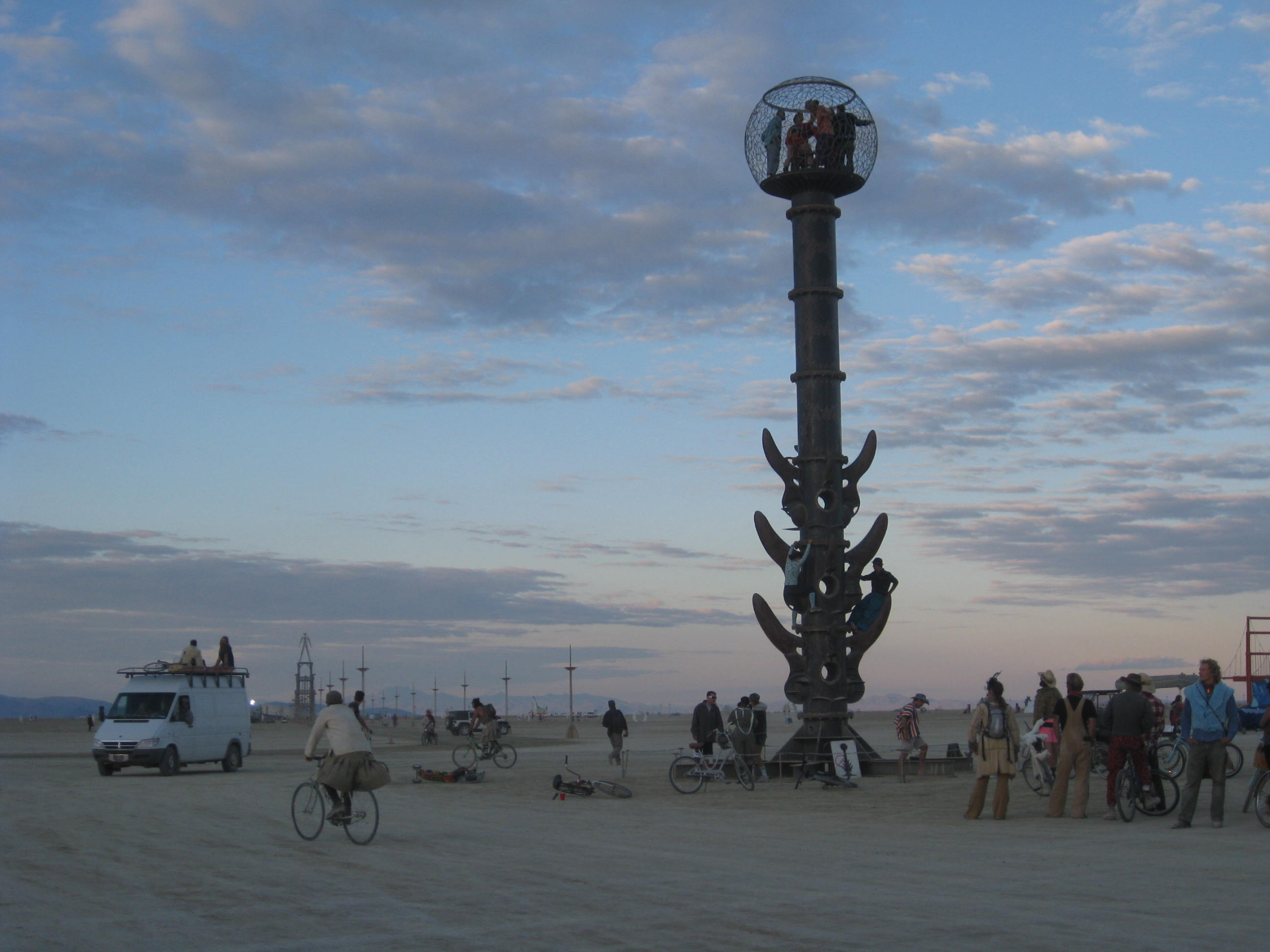 Why I Decided to Go to Burning Man