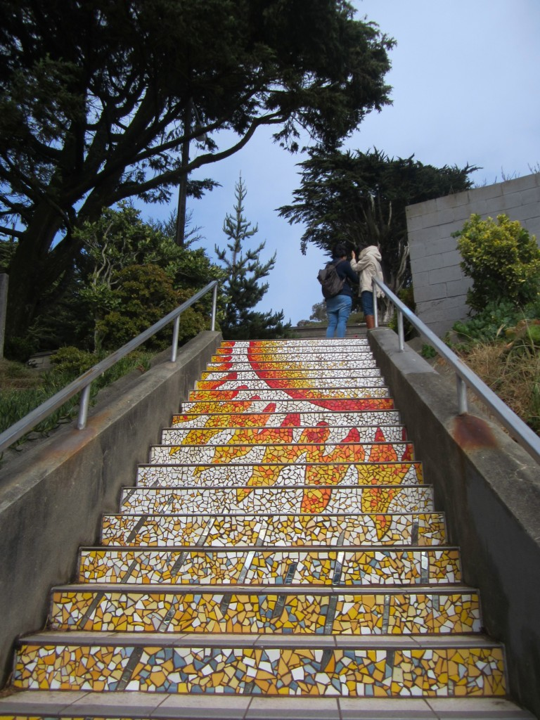 San Francisco Steps