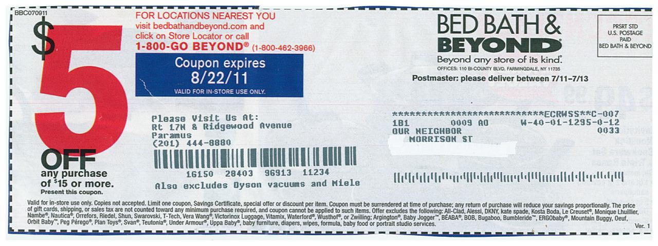bed bath and beyond coupon code how to save money on toiletries at bed bath amp beyond 13146