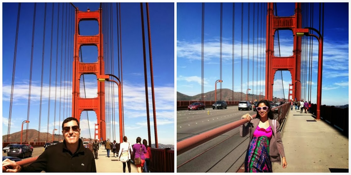 GG Bridge Collage
