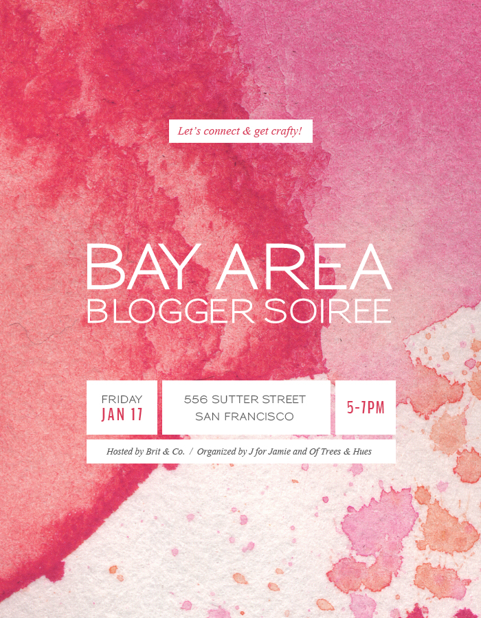 Bay Area Blogger Meetup