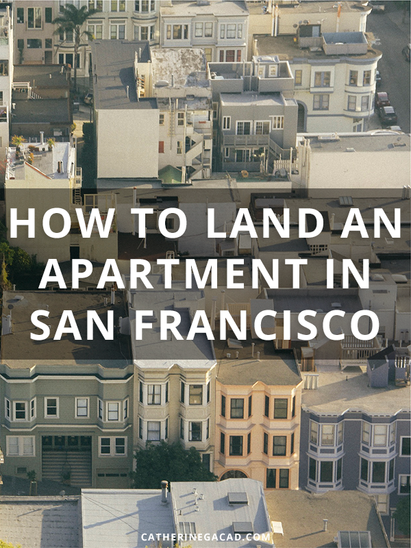 How to Land an Apartment in San Francisco