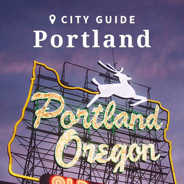 Portland City Guide
