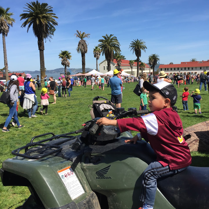 Touch-a-Truck San Francisco