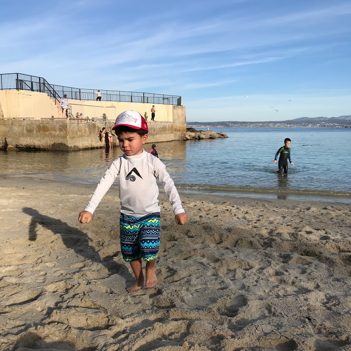 2018 Best Lent Ever: Day 7: Monterey and Pacific Grove