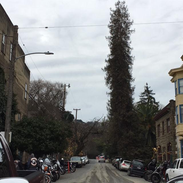 port costa street