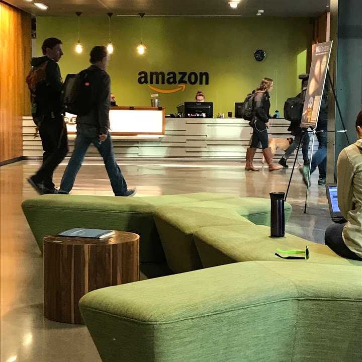 seattle amazon headquarters