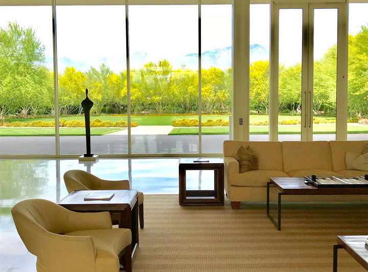 "Touring Sunnylands, ""Camp David of the West,"" near Palm Springs"