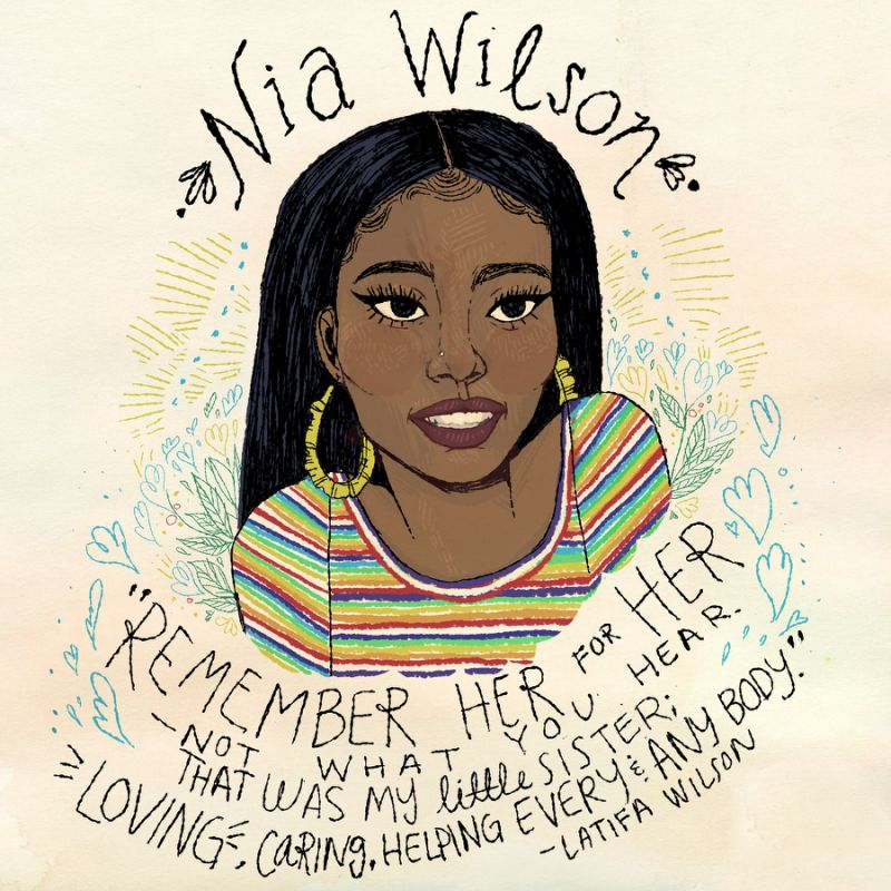 honoring nia wilson: what to read and watch now