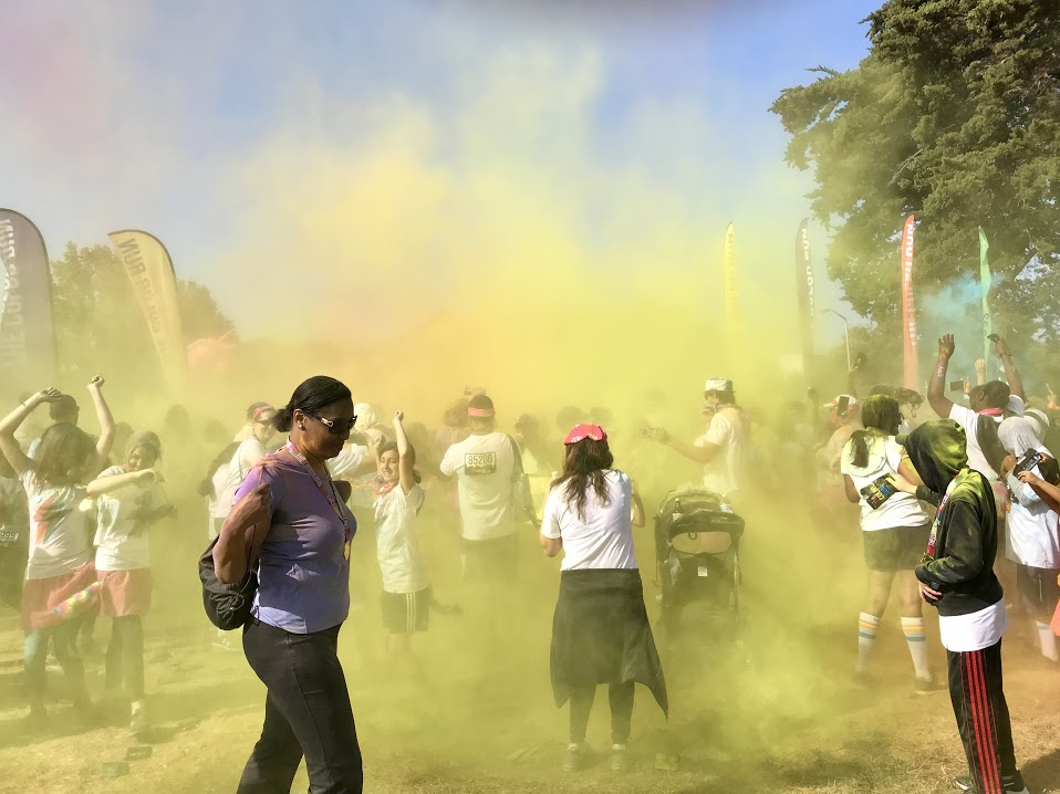 the color run bay area 2018