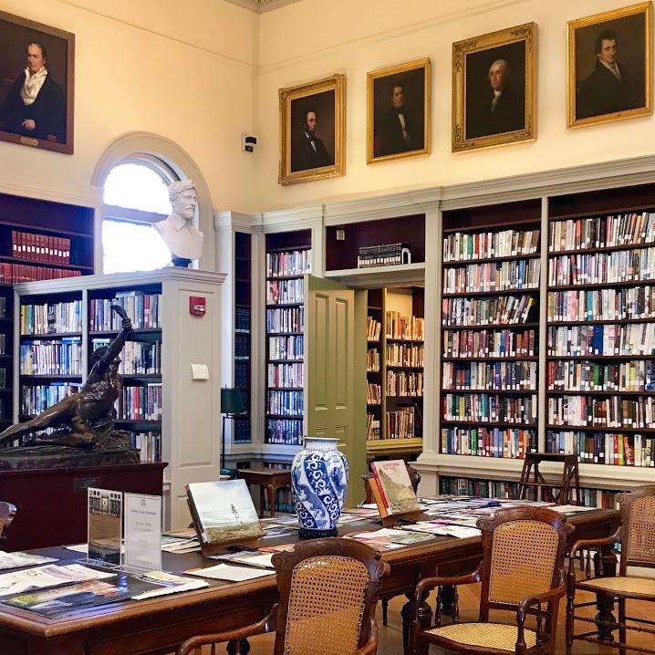 newport rhode island library
